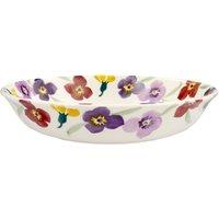 Emma Bridgewater Wallflower Small Pasta Bowl | 1WAL010040 - Pasta Gifts