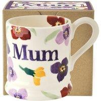 Emma Bridgewater Wallflower Mum 1/2 Pint Mug (Boxed) | 1WAL030002