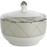 Haviland Clair de Lune Arcades Sugar Bowl | T112720420314F
