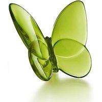 Baccarat Papillon Lucky Green Butterfly   2102547