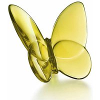 Baccarat Papillon Lucky Amber Butterfly - Butterfly Gifts