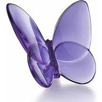 Baccarat Papillon Lucky Purple Butterfly - Butterfly Gifts