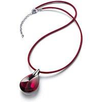 Baccarat Psydelic Iridescent Red Pendant   2607003