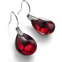 Baccarat Psydelic Iridescent Red Earrings | 2607006