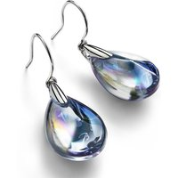 Baccarat Psydelic Iridescent Clear Earrings | 2607014