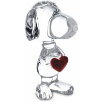 Baccarat Cartoon Snoopy Heart - Cartoon Gifts