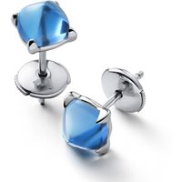 Baccarat Mini Medicis Riviera Blue Earrings | 2811646
