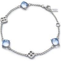 Baccarat Mini Medicis Aqua Bracelet   2811652
