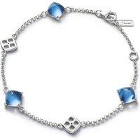 Baccarat Mini Medicis Riviera Blue Bracelet   2811654