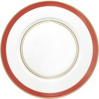 Raynaud Cristobal Rouge Thin Banned 27cm Dinner Plate - Alcohol Gifts