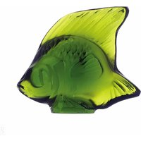 Lalique Lime Green Fish - Lime Green Gifts