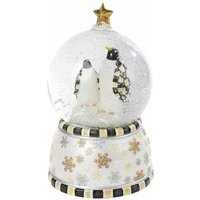 Mackenzie-Childs Penguin Snow Globe - Snow Gifts