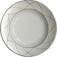 Haviland Clair de Lune Uni Round Deep Platter
