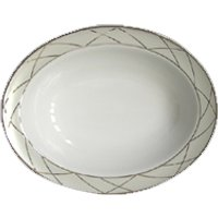 Haviland Clair de Lune Uni Open Vegetable Dish - Uni Gifts