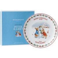 Wedgwood Peter Rabbit Christmas Plate 2018 | 40024538