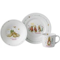 Wedgwood Peter Rabbit 3-Piece Flopsy, Mopsy & Cottontail Set