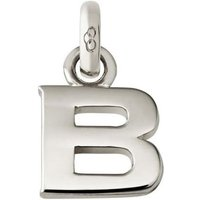 Links Of London Alphabet Keepsakes B Charm, Sterling Silver