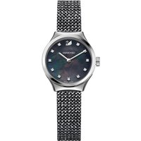 Swarovski Dreamy Black Watch | 5200065 - Pearl Gifts