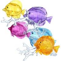 Swarovski Rainbow Fish Family | 5223195 - Fish Gifts
