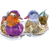 Swarovski Topaz Mandarin Ducks | 5265586 - Decorations Gifts
