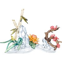 Swarovski Four Noble Plants Sculpture | 5283057 - Plants Gifts