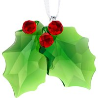 Swarovski Holly Ornament | 5286155 - Decorations Gifts