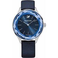 Swarovski Octea Nova Watch, Blue, Stainless Steel - David Shuttle Gifts