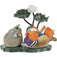 Swarovski Myriad Mandarin Ducks   5301055 - Decorations Gifts
