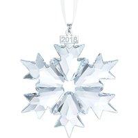 Swarovski 2018 Annual Edition Snowflake Ornament | 5301575 - Ornament Gifts
