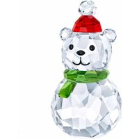 Swarovski Rocking Polar Bear - Swarovski Gifts