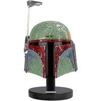 Swarovski Star Wars Boba Fett Helmet, Limited Edition   5396304 - Decorations Gifts