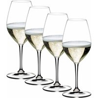 Riedel Vinum Champagne Glasses (Set of 4) | 5416/58-1 - Champagne Gifts