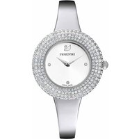 Swarovski Crystal Rose Watch, Stainless Steel