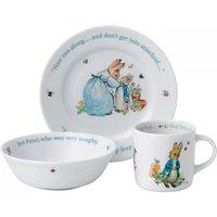 Wedgwood Peter Rabbit Boy's 3 Piece Set   58988200264 - Peter Rabbit Gifts