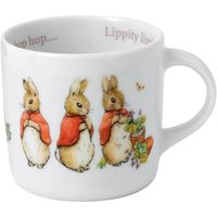 Wedgwood Peter Rabbit Girl's Single Handled Mug   58988200269 - Peter Rabbit Gifts
