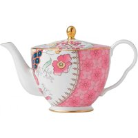 Wedgwood Butterfly Bloom Tea Pot - Butterfly Gifts
