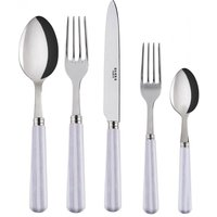 Sabre Transat Lilac 5 Piece Cutlery Set - Cutlery Set Gifts