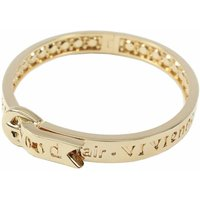 Vivienne Westwood Bobby Bangle, Gold Plated