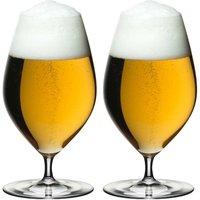 Riedel Veritas Beer Glasses (Pair) | 6449/11 - Beer Gifts