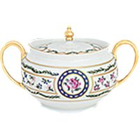 Haviland Louveciennes Small Covered Sugar Bowl | T110380421313F