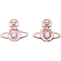 Vivienne Westwood Nora Rose Gold Earrings | 724399B/6 - David Shuttle Gifts