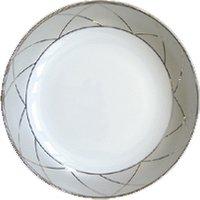 Haviland Clair de Lune Uni 19cm Soup Plate Corolle - Uni Gifts