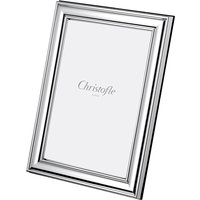 Christofle Albi Sterling Silver Picture Frame, 9cm x 13cm | 05256040 - Picture Gifts