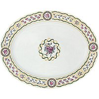 Haviland Louveciennes Oval Meat Platter 1