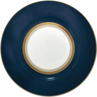 Raynaud Cristobal Marine Wide Banned 27cm Dinner Plate - Pink Gifts