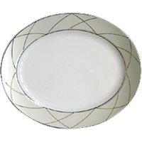 Haviland Clair de Lune Arcades 34.5cm Oval Platter