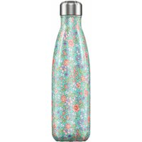 Chilly's 500ml Floral Peony Water Bottle - Floral Gifts