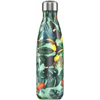 Chilly's 500ml Tropical Toucan Water Bottle - Kitchen Gifts