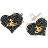 Vivienne Westwood Freya Black Earrings | BE625403/2 - David Shuttle Gifts