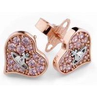 Vivienne Westwood Freya Rose Gold Earrings | BE625403/6 - David Shuttle Gifts